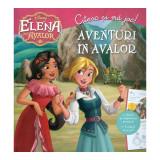 Disney - Elena din Avalor. Aventuri in Avalor. Citesc si ma joc