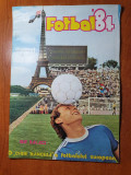 fotbal 1984-i. balaci,m.lucescu,rica raducanu,euro 84,silviu lung, s. studentesc