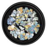 Decoratiuni Unghii Nail Art LUXORISE, Butterfly Effect