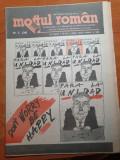 Revista moftur roman nr.5 / 1992 - revista de satira si umor