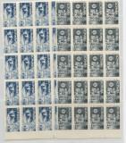 1945-A.G.I.R.-MNH,DANTELATE ,NEDANTELATE,MNH., Nestampilat