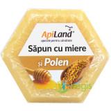 Sapun Natural Cu Miere Si Polen 100gr