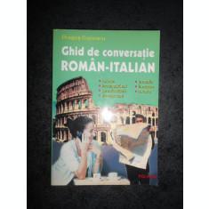 DRAGOS COJOCARU - GHID DE CONVERSATIE ROMAN ITALIAN