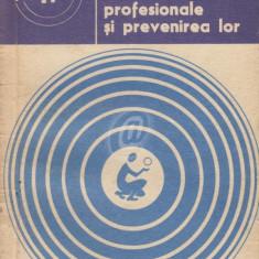 Bolile profesionale si prevenirea lor (Ed. Stiintifica si enciclopedica)
