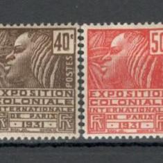 Franta.1930 Expozitia internationala coloniala  MF.24