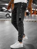 Pantaloni de trening negri Bolf TC950