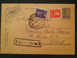 1944-C.P. circ. -CENZURAT BUZAU 2