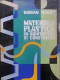 MATERIALE PLASTICE IN ARHITECTURA SI CONSTRUCTII-DORIAN HARDT