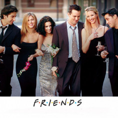 Friends (Prietenii tai) - complet (10 sezoane), subtitrat in romana