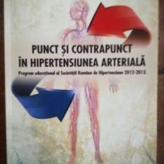 Punct si contrapunct in hipertensiunea arteriala- Maria Dorobantu