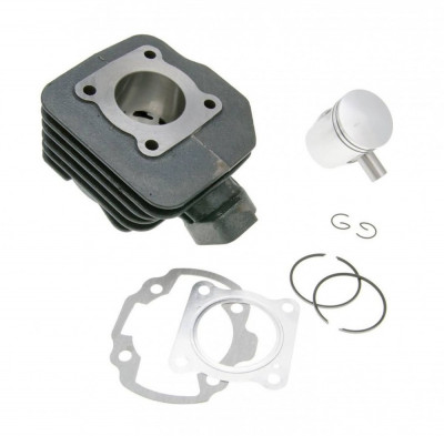Kit Cilindru Set Motor Scuter Peugeot Elyseo 49cc - 50cc - AER foto