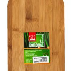 Tocator bambus prezentare 54,3x18x1,5cm MN011693 Raki