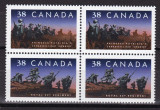 Canada 1989  armata  MI 1146-1147    MNH  w59