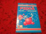 FIZICA teste grila pentru admitere medicina DIDONA NICULESCU RM1
