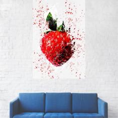 Tablou Canvas, Pictura Artistica Capsuna - 40 x 60 cm