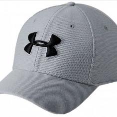 Șapcă UA Men's Heathered Blitzing 3.0 Cap 1305037-035 pentru Barbati, L/XL, Gri, Under Armour