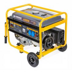 Generator de curent 6.5 kw,PM-AGR-6500KE-K