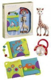 Set cadou jucarii activitati girafa Sophie, Cadouri pentru copii, Vulli