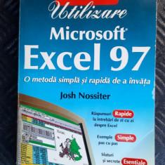 Utilizare Microsoft Office 97  JOSH NOSSITER