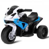 Motocicletă electrică pentru copii 6V BMW, Bleu