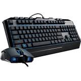 Kit tastatura si mouse Cooler Master Bundle Devastator III