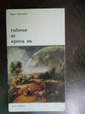 Rubens si epoca sa