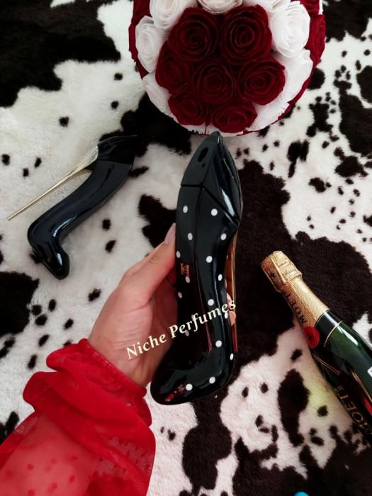 Parfum Original Tester Carolina Herrera Good Girl Dot Drama Collector Edition