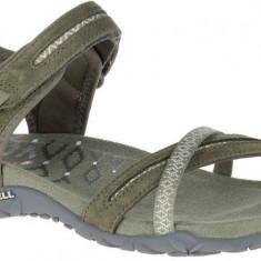Sandale Femei de călătorie Piele Merrell TERRAN CROSS II