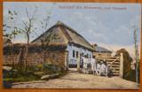 Casa taraneasca , circulatie militara germana din Romania , 1918, Circulata, Printata