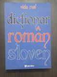 DICTIONAR ROMAN-SLOVEN - VIDA RUS