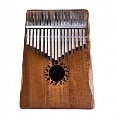 17 Key Solid Mahogany Finger Keyboard, Nivea