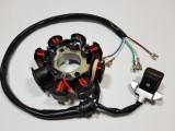 Magnetou Stator Aprindere Scuter ATV CG 125cc - 8 bobine