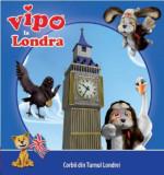 DVD Vipo + album Vipo la Londra cadou Mania Film