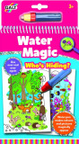 Water Magic: Carte de colorat Who s Hiding?