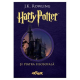 Harry Potter si piatra filosofala. Vol I