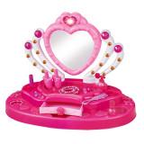 Mini masuta frumusete Dressing Table, 43 x 34 cm, accesorii incluse, Oem