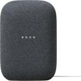 Cumpara ieftin Boxa Inteligenta Nest Audio, Google Asisstant, Microfon, Bluetooth, Chromecast Integrat, Control Tactil, Negru