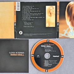 Diana Krall - Love Scenes CD (1997) Digipack