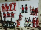 Figurine Soldatei vechi plastic anglia