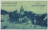 Carte postala CP MS074 Sighisoara - Sighisoara de odinioara - necirculata
