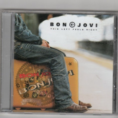 Bon Jovi - This Left Feels Right (Special Edition) CD Best Of