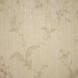 Cumpara ieftin Tapet clasic, cu frunze, crem, bej, auriu, vinil, lavabil, Di Seta 58201
