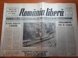 Ziarul romania libera 2 august 1990-art. condamnatii la moarte vorbesc,timisoara