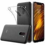 Cumpara ieftin Husa Xiaomi Pocophone F1 - Ultra Slim 0.5mm (Transparent)