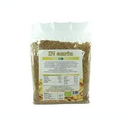 Seminte de In Auriu Bio 250 grame Deco Italia Cod: 6423850001586