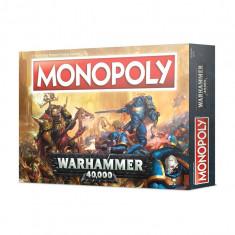 Joc de Societate, Games Workshop, Monopoly Warhammer, Limba Germana