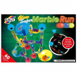 Super Marble Run - Set reflectorizant - 60 piese PlayLearn Toys