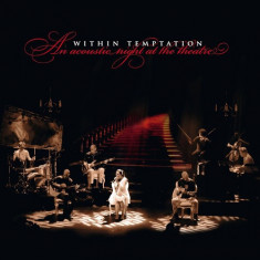 Within Temptation An Accoustic Night At the Theater (cd)