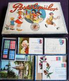 POSTA COPIILOR - Joc de colectie 15 timbre, 8 carti postale, plic, Epoca de Aur