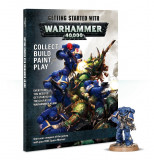 Revista plus Model, Getting Started with Warhammer 40k